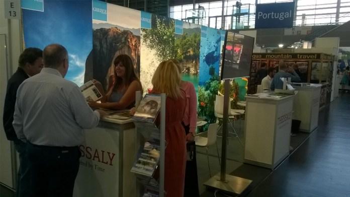 διεθνή έκθεση εναλλακτικού τουρισμού TourNatur 2018
