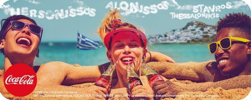 Alonissos Coca Cola