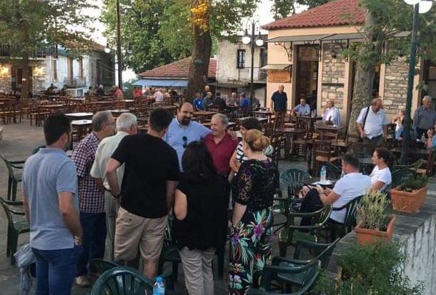 . Τριαντόπουλος Επίσκεψη Κεραμίδι Καμάρι, Κανάλια Στεφανοβίκειο (1)