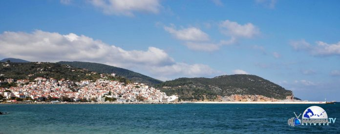 Skopelos Port