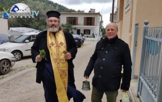 Θεοφανίων πρώτος Αγιασμός Νέο Κλήμα A(1)