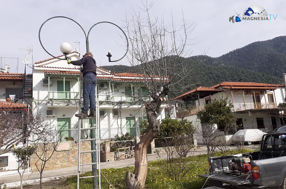 δημοτικού φωτισμού Νέο Κλήμα (6)