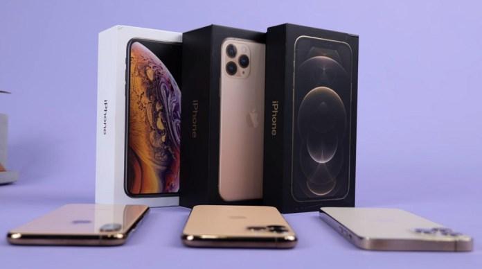 IPhone 12 Pro Vs 11 Pro Vs XS: Τρεις γενιές σε Speed Test Video