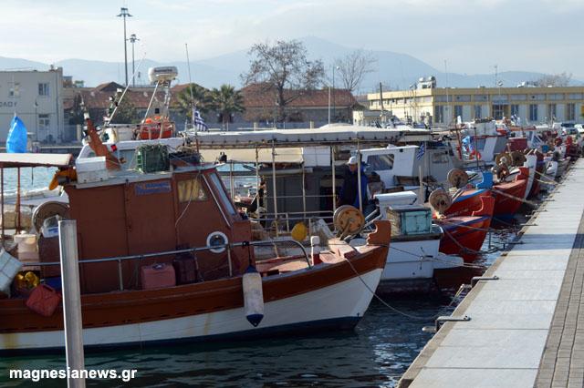 Διαμαρτύρονται οι παράκτιοι αλιείς που μένουν εκτός στήριξης της ΕΕ