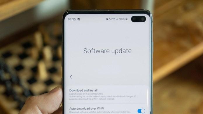 Νέο, ταυτόχρονο Update για τα Samsung Galaxy S10, S20, Note 10 και Note 20
