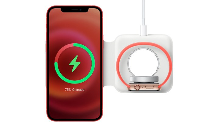 MagSafe Duo Charger: Φορτιστής για IPhone 12 και Apple Watch με τιμή 145 ευρώ
