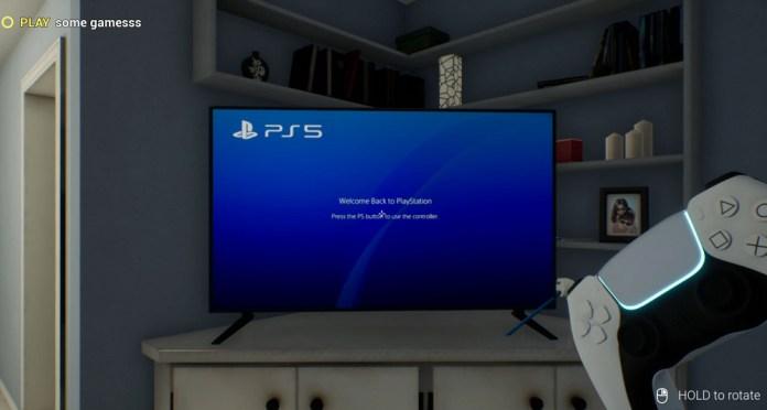 PlayStation 5 Simulator: Το απόλυτο παιχνίδι μέχρι να σας έρθει η κονσόλα
