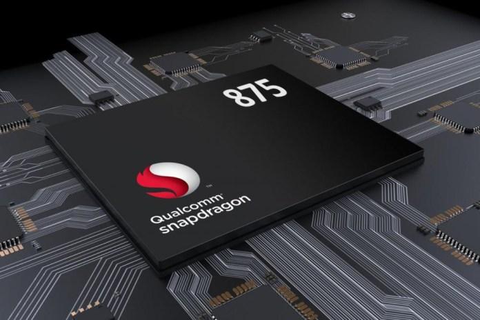 Snapdragon 875: Έχει βασικό πυρήνα Cortex X1 χρονισμένο στα 2