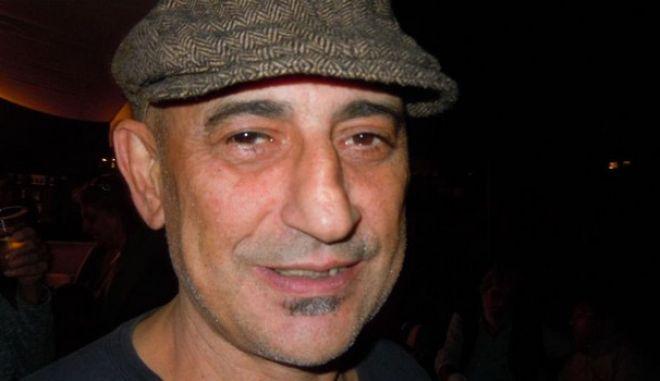 Πέθανε ο Πάνος Σαράκης