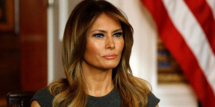 Το σμόκιν της Melania Trump είναι το κάτι άλλο!