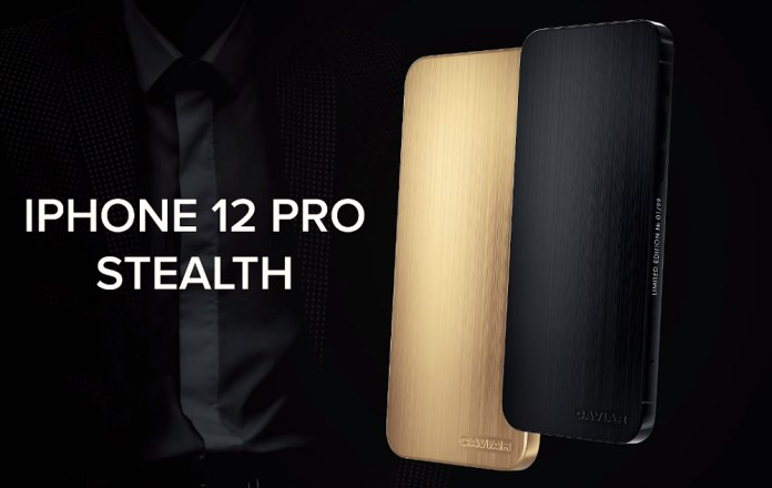 iPhone 12 Pro/Pro Max: Stealth έκδοση χωρίς καμία κάμερα με τιμή 4.990$