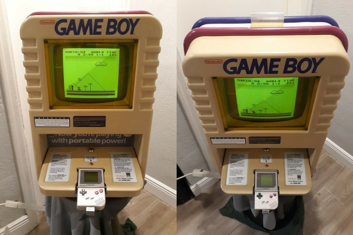 Nintendo Game Boy Kiosk: Άκρως συλλεκτικό, άκρως εντυπωσιακό και μόνο 6