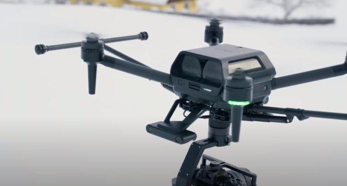 Sony Airpeak drone CES 2021