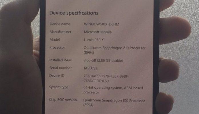 Windows 10X: Το νέο λειτουργικό σύστημα τρέχει στο Lumia 950XL