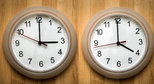 Αλλαγή ώρας 2021: Πότε θα γυρίσουμε τα ρολόγια μία ώρα μπροστά