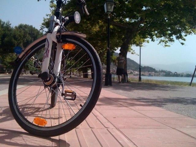 Στις κορυφαίες Bike Friendly Περιφέρειες η Θεσσαλία