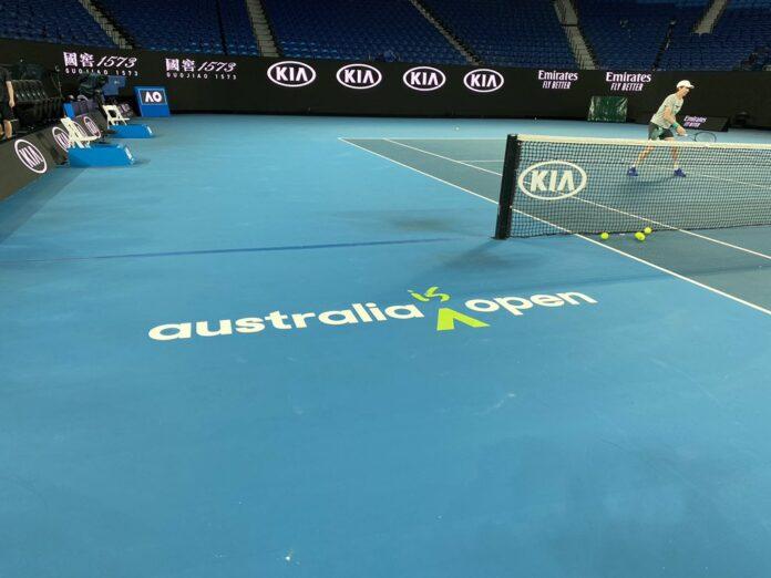 Χωρίς θεατές συνεχίζεται το Όπεν Αυστραλίας