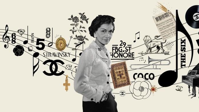 Inside CHANEL: Η μουσική αποτελούσε ανέκαθεν πηγή έμπνευσης για την Gabrielle «Coco» Chanel