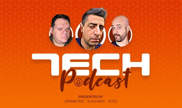 Tech Podcast: Εβδομαδιαίο Podcast τεχνολογίας S01E21 – 04/02/2021