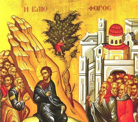 Κυριακή των Βαΐων – Ακολουθία του Νυμφίου στους Ναού της Μητρόπολης Δημητριάδος