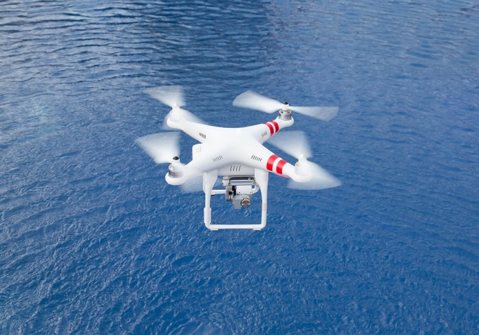 Drones και τεχνητή νοημοσύνη στη μάχη για τη διαχείριση των απορριμάτων