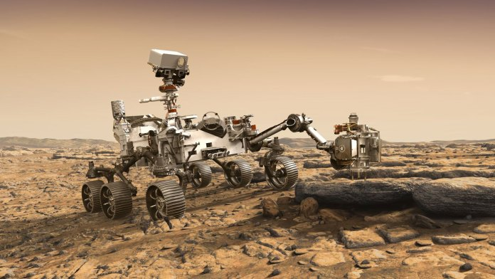To Perseverance της NASA δημιουργεί οξυγόνο στον Άρη
