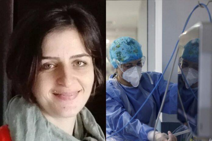 Αγωνία για τη 44χρονη Γλυκερία που παρουσίασε θρόμβωση μετά το εμβόλιο