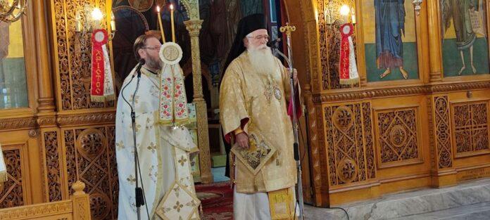 """Δημητριάδος Ιγνάτιος: """"Χάρη στο Οικουμενικό Πατριαρχείο διασωθήκαμε στα τετρακόσια χρόνια της σκλαβιάς"""""""