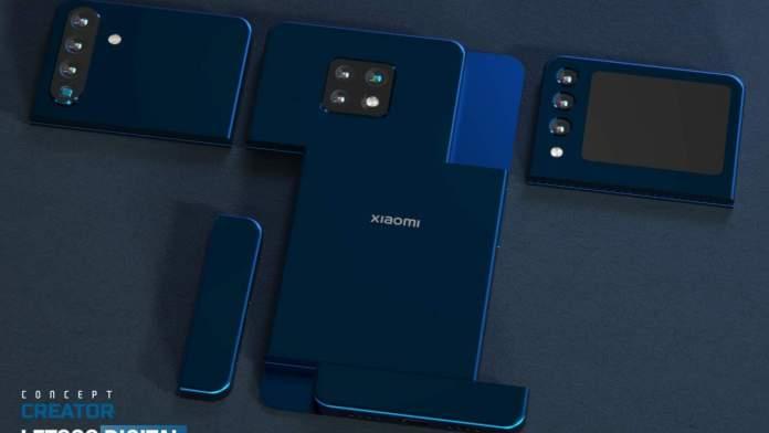 Πατέντα της Xiaomi δείχνει Smartphone με αρθρωτή κάμερα