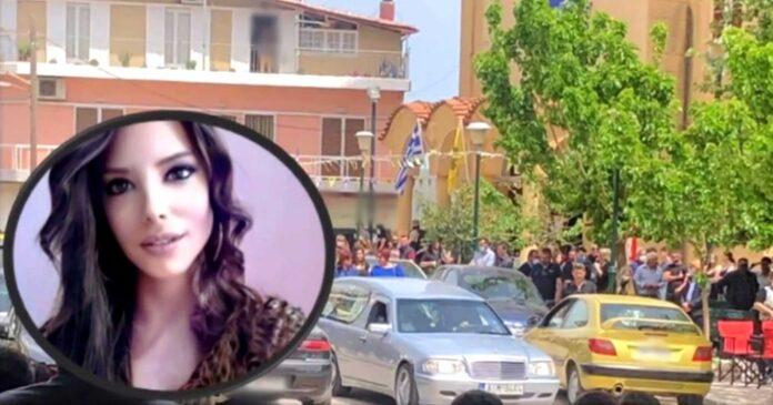 «Ράγισαν καρδιές» στην κηδεία της 30χρονης Μαρίας