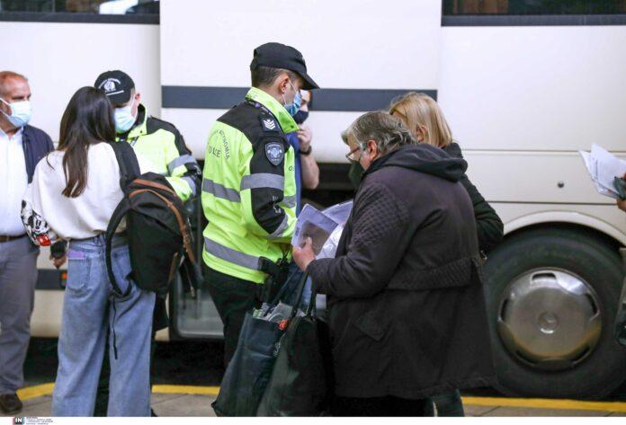 Ταξίδευε με το λεωφορείο και «έσβησε» ενώ έκαναν στάση