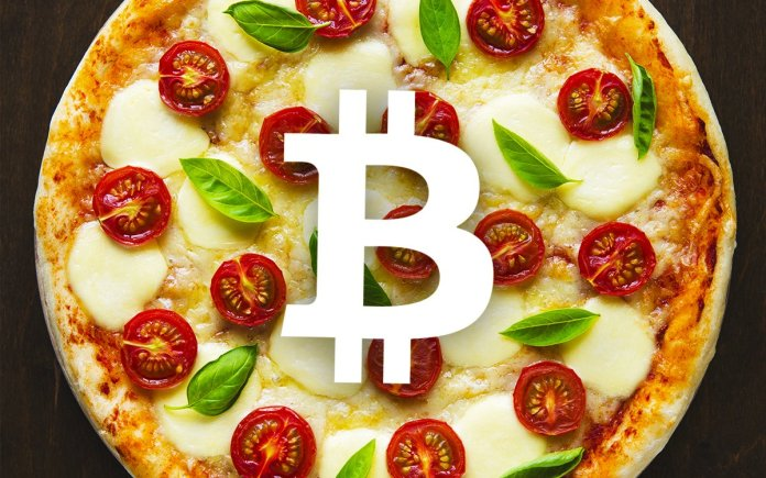 Τη λένε Bitcoin Pizza αλλά δεν δέχεται πληρωμές με Bitcoin…