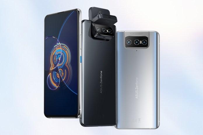 H Asus παρουσιάζει επίσημα το Zenfone 8 και το Zenfone 8 Flip