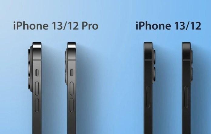 IPhone 13: Το Camera Bumb θα είναι πιο μεγάλο σε σχέση με το IPhone 12