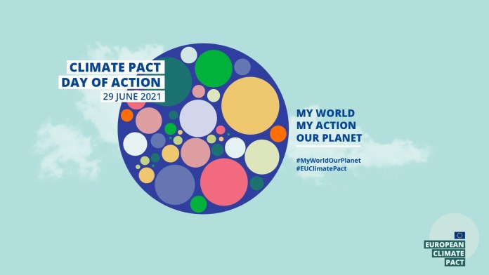 Climate Pact Day Of Action