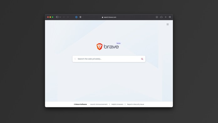 Brave Search: Και όμως… υπάρχει μηχανή αναζήτησης χωρίς Tracking