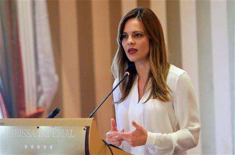 Αχτσιόγλου: Ένα θετικό πρώτο βήμα για την παγκόσμια φορολογική δικαιοσύνη
