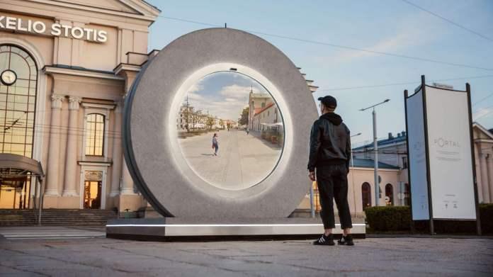 Επιτέλους, το Stargate γίνεται πραγματικότητα σε δύο πόλεις!