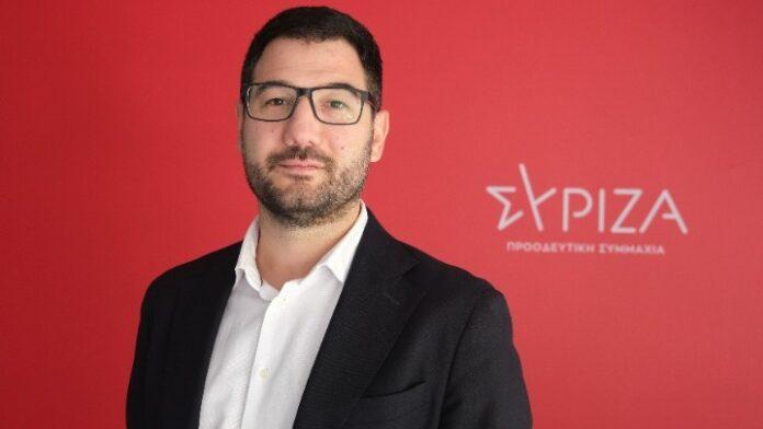 Ηλιόπουλος για Πετράλωνα: «Τεράστιο φιάσκο της ΕΛ.ΑΣ