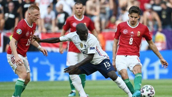 Κράτησε στο 1 1 τη Γαλλία η Ουγγαρία