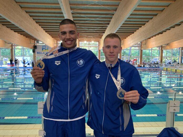 Χρυσό για Βολιώτη στο Παγκόσμιο Τεχνικής Κολύμβησης