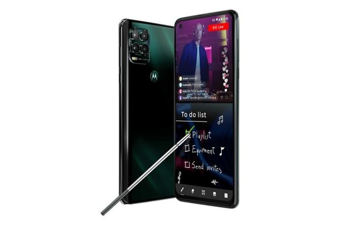Moto G Stylus 5G: H Motorola φέρνει 5G και Stylus στο λαό