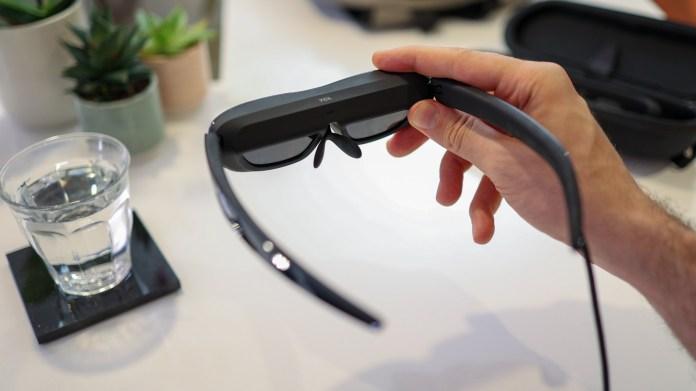 TCL NXTWEAR G Wearable Display Glasses: Παράθυρο στον κόσμο