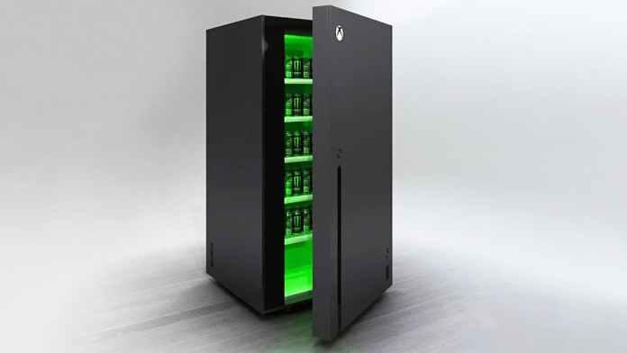 Xbox Series X Mini Fridge: Το πρώτο ψυγείο της Microsoft είναι πολύ Cool