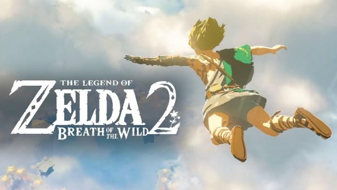 Zelda Breath Of The Wild 2: Gameplay Video από την E3 2021