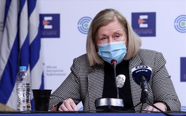 Θεοδωρίδου: Δεν τίθεται ζήτημα χριστιανικής ηθικής για τα εμβόλια