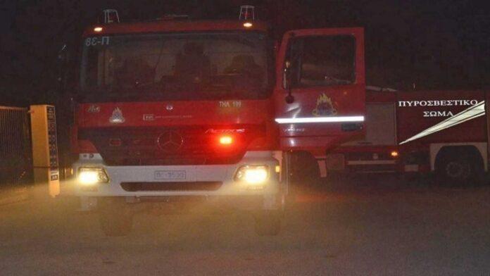 Νεκρός 62χρονος μετά από φωτιά στο σπίτι του