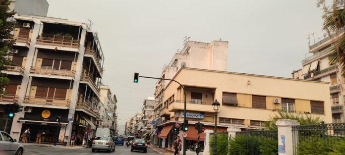 «Δηλητήριο» ο αέρας στον Βόλο Υπέρβαση των ορίων μικροσωματιδίων PM 2