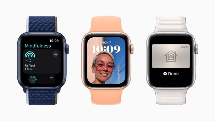 Ποια θα είναι τα χαρακτηριστικά του Apple Watch 7;