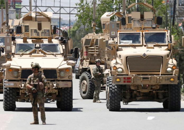 Τελεσίγραφο από Ταλιμπάν – 31 Αυγούστου να έχουν αποχωρήσει οι Αμερικανοί από τη χώρα